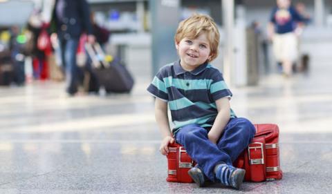 Мін'юст хоче спростити вивезення дітей за кордон