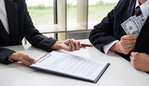 Апеляції в корупційних справах розглядатиме ВАКС — проект