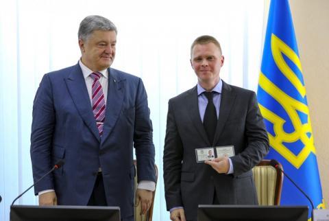 Президент представив нового очільника Донецької ОДА: Наше спільне завдання – мир, безпека людей, відновлення і розвиток територій