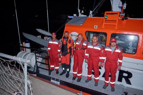Морські рятувальники звертають увагу громадян на необхідність дотримання правил безпеки