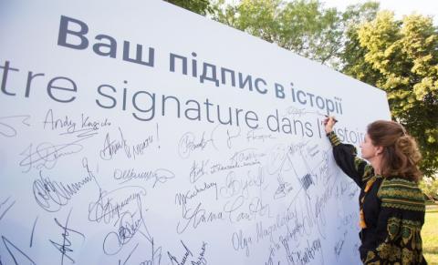 «Культурна дипломатія – це питання національної безпеки» - Марина Порошенко під час благодійного вечора «Анна Київська. Нове тисячоліття»