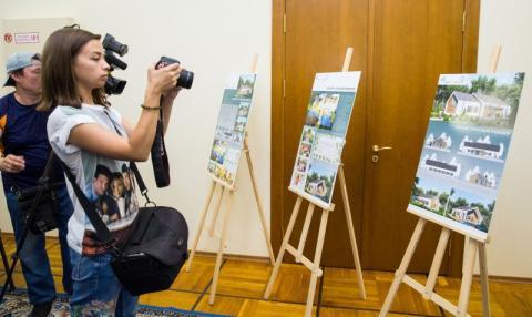 Дружина Президента у Дніпрі презентувала проект будівництва Малого групового будинку для дітей-сиріт
