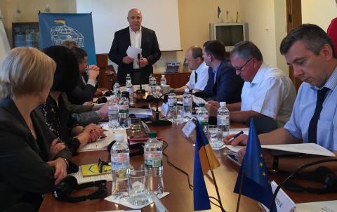 Децентралізація влади в Україні - безпекові аспекти її правового регулювання