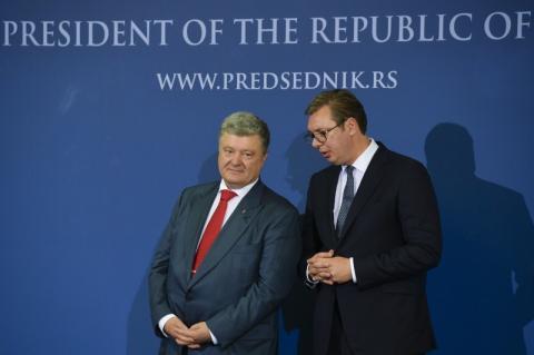 В Сербії буде встановлено пам'ятник Тарасу Шевченку – домовленості Президентів України та Сербії