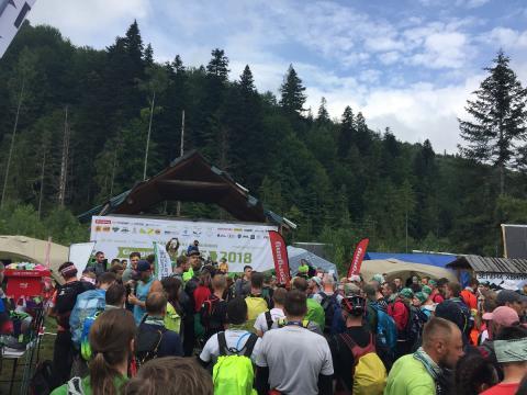 Gorgany Race 2018 - дух національної єдності та стійкості