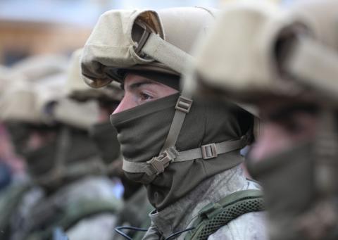 Президент про поліцейських, що захищають Україну на фронті і в тилу: Ви демонструєте справжній героїзм