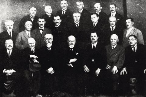 Уявлення про українську державу і право в проекті Конституції УНР Отто Ейхельмана