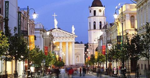 У Вільнюсі введений податок на житло для іноземців