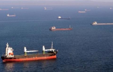 Росія безпідставно збільшила кількість оглядів суден, що прямують в порти Маріуполь та Бердянськ, - Юрій Лавренюк