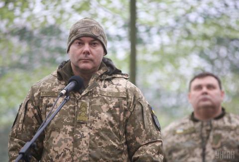 """Командувач ООС: є чималі шанси, що війна на Донбасі """"може закінчитися швидко"""""""