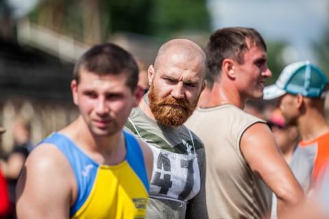 Відбувся відбір українських військових для участі у 43-му Марафоні морської піхоти США