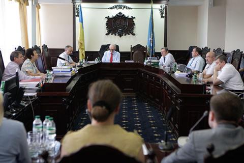 Голова КАС висловив свою позицію у спорі, який може розглядати як суддя