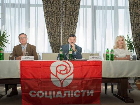 Леонід Кожара: Україна виживе тільки тоді, коли в ній буде «людина понад усе»