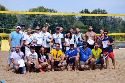 ААУ визначила переможців турніру з пляжного волейболу серед адвокатів