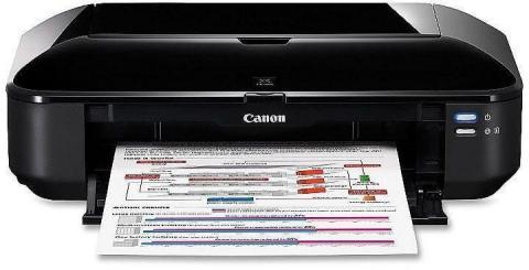 Цветной струйный принтер Canon современные возможности печатающей техники