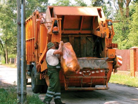У Києві за вивезення сміття доведеться платити окремо
