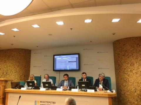 Відбувся круглий стіл з обговорення пропозицій до проекту Закону України «Про мультимодальні перевезення»