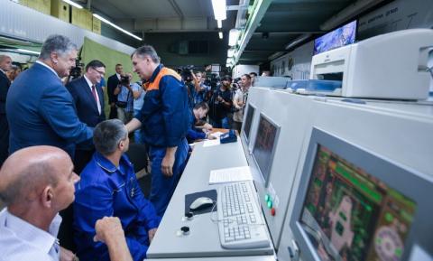 Президент на Миколаївщині взяв участь в успішних випробуваннях 32 МВт двигуна для енергетики: Більшість країн світу не можуть похвалитися таким досягненням