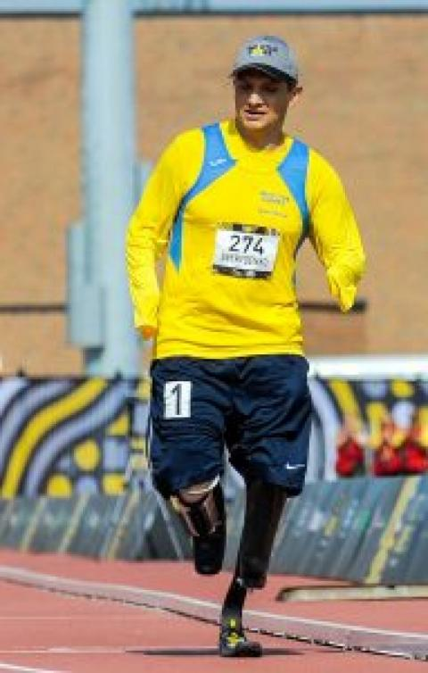 «Я – живий і можу бігати», - 7 жовтня в Україні відбудеться перший міжнародний забіг «Гордість Нації: ветеранська десятка»