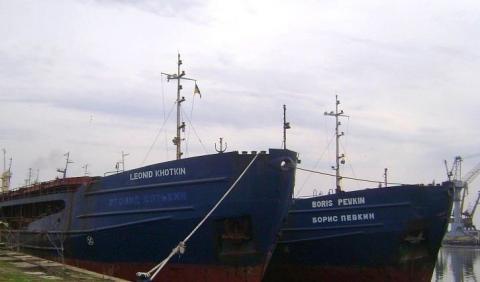 Юристи ЮБС домоглися арешту суден за борги перед екіпажами