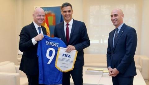 Іспанія, Португалія та Марокко спільно можуть подати заявку на проведення ЧС-2030 з футболу