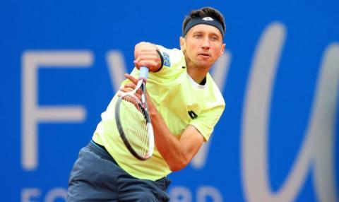 Тенісист Сергій Стаховський: Сьогодні буде важкий день. Сподіваємося на підтримку трибун