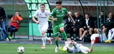 У матчі 8-го туру Прем'єр-ліги сезону-18/19 «Карпати» вдома програли «Ворсклі»