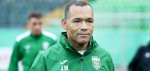 Тренер «Карпат» Жозе Мораіш: На рідному стадіоні треба досягати результату