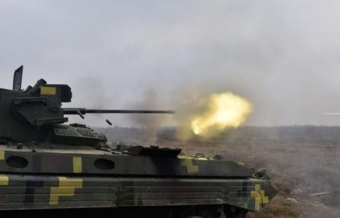 Доба в ООС: бойовики 28 разів відкривали вогонь по позиціях ЗСУ