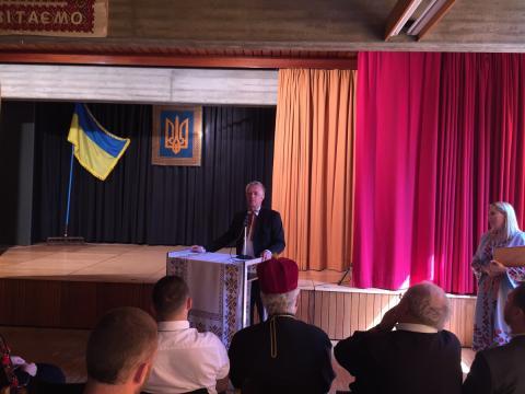 Українська діаспора продовжує вшановувати незалежність України