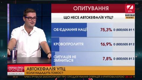 Політексперт і знавець гуманітарної політики висловились щодо терміну надання Україні томосу