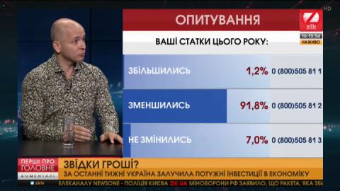 Експерт назвав причину, яка стоїть на заваді економічному «буму» в Україні