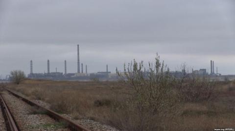 Тварини вмирають: в окупованому Криму скаржаться на жахливі наслідки «хіматаки»
