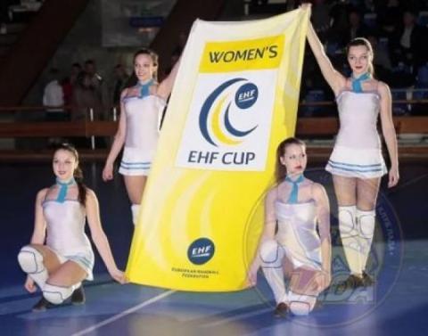 Гандболістки львівської «Галичанки» у Кубку ЄГФ двічі програли в Данії «Віборгу»