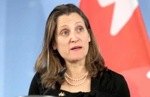 МЗС Канади стурбоване можливим отруєнням свого громадянина Верзілова