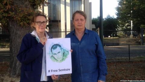 Французький філософ та письменник оголосив голодування на підтримку Сенцова
