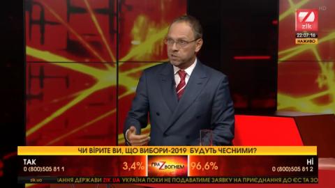 Нардеп Власенко пояснив, чим керувалась «Батьківщина», коли обирала свого кандидата до ЦВК