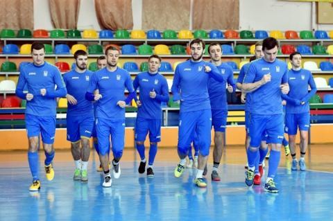 Збірна України з футзалу зіграє на міжнародному турнірі в Ірані