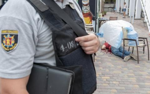 Вбивство «Сармата» у Бердянську: поліція затримала нових підозрюваних