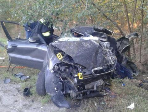 Смертельна ДТП на Запоріжжі: четверо загиблих, двоє травмованих