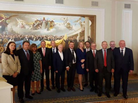 За результатами Восьмого засідання Парламентського комітету асоціації між Україною та ЄС ухвалено Заключну заяву та рекомендації