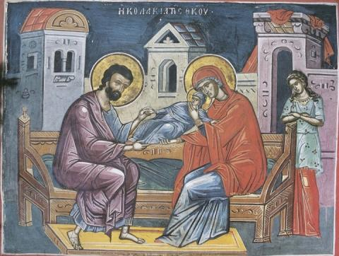 Сьогодні православні та греко-католики святкують Різдво Богородиці