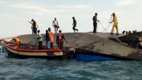 Кількість жертв катастрофи у Танзанії зросла до 79 осіб