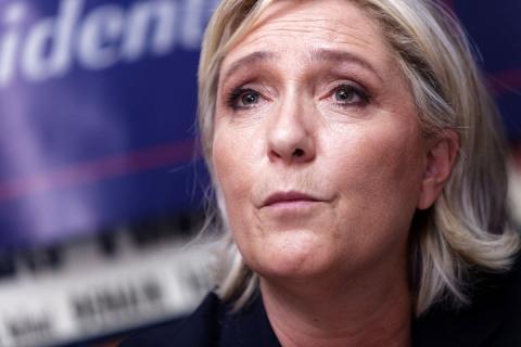 Марін Ле Пен відмовляється пройти на вимогу суду психологічні тести