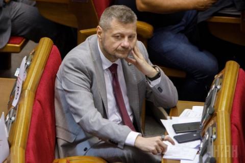 САП передала ГПУ подання на зняття недоторканності з Мосійчука, – ЗМІ
