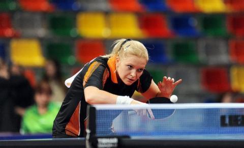 Маргарита Песоцька пробилась до 1/4 фіналу Євро-2018 з настільного тенісу