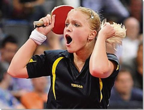 Маргарита Песоцька пробилася у фінал Євро-2018 з настільного тенісу