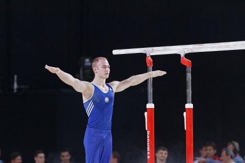 Петро Пахнюк став переможцем етапу КС-2018 зі спортивної гімнастики в Угорщині