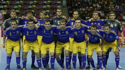 Збірна України з футзалу здобула другу перемогу на міжнародному турнірі в Ірані