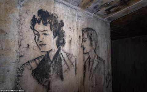Мистецтво чекати: британець знайшов арт-галерею в німецькому бункері